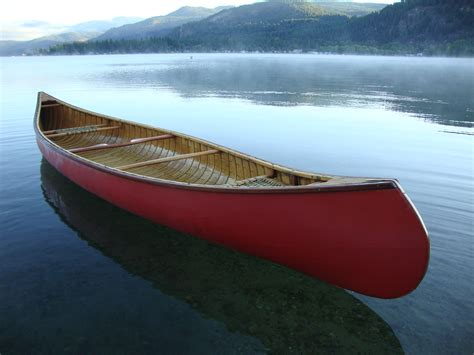canoe boat pictures purchased dream wooden boat page 2 boats planes