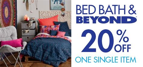 bed bath and beyond closest to me 20 off any one item bed bath beyond snipsnap