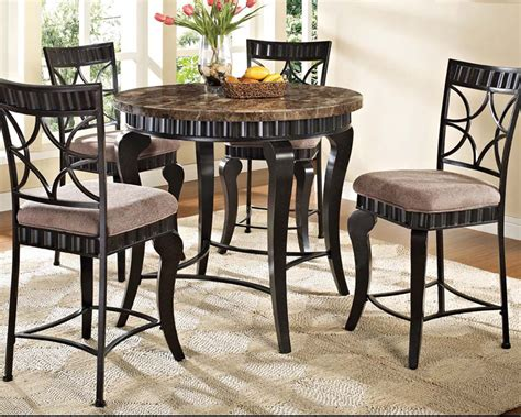 acme furniture dining room set home furniture design counter height set galiana by acme furniture ac18290set