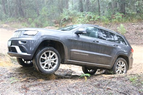 Jeep Grand Diesel Review Jeep Grand Summit Diesel Review 4x4 Australia