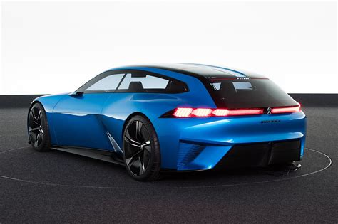 peugeot auto 8 stopping details on the peugeot instinct concept by