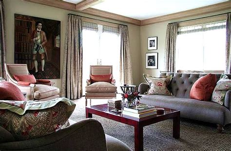 beautiful cozy living rooms home couture contessa pillows design by carrier and company home couture