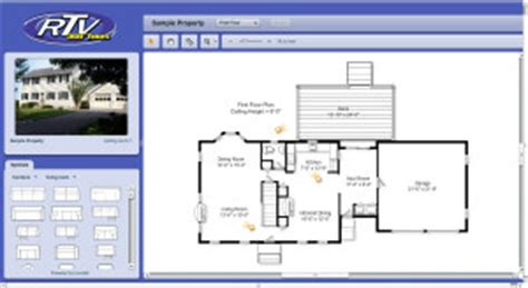 2d Floor Plan Software by 2d Floor Plan Maker Free Thefloors Co