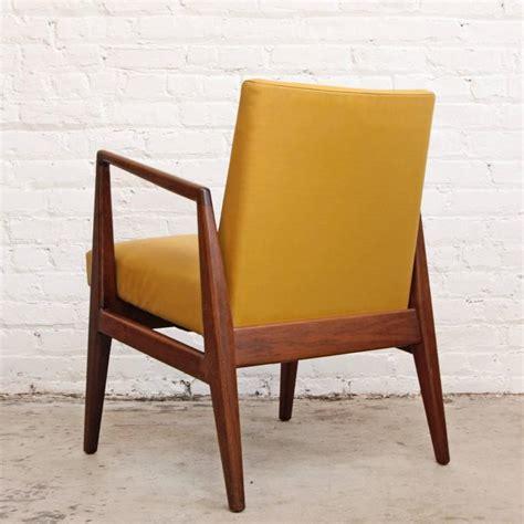 Jens Risom Armchair by Jens Risom 1103 Walnut Armchair For Sale At 1stdibs
