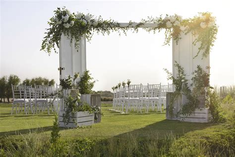 Wedding Arch Alternatives by Inspiration The Alternative Wedding Arch