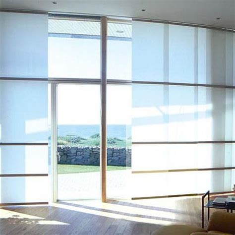 Sliding Patio Doors With Blinds 80 Best Vertical Blinds Alternatives Images On Glass Doors Glazed Doors And