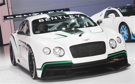 bentley continental updated bentley continental gt3 race car previews