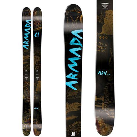 armada arv armada arv 106 skis 2017 evo