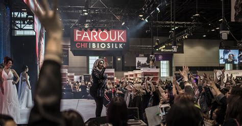 american beauty show chicago 2017 america s beauty show 2017 farouk systems inc haircare