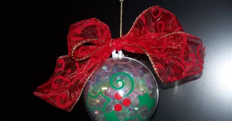 vinyl for cricut happenings christmas ornament made w