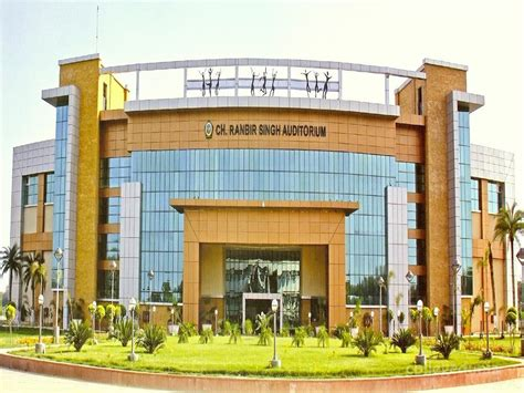 Gju Mba Entrance by Guru Jambheshwar Of Science And Technology