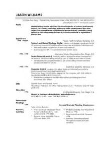 Great Resume Templates by Sle Write Resume Templates Allfinance Zone