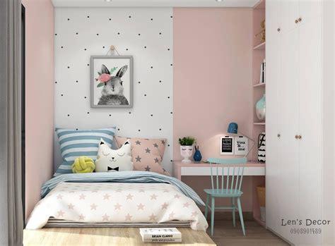 koleksi bilik tidur kanak kanak  warna pastel