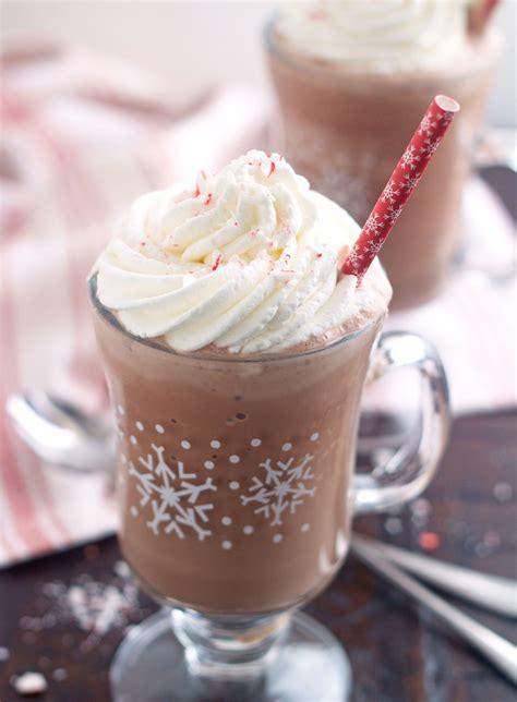 is frozen hot chocolate good frozen hot chocolate 12 days of sugar day 7 5 boys baker