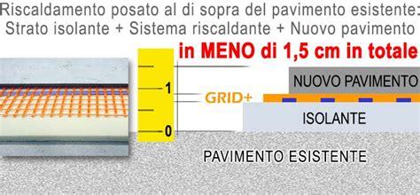 riscaldamento a pavimento polvere riscaldamento elettrico ad irraggiamento santoni srl