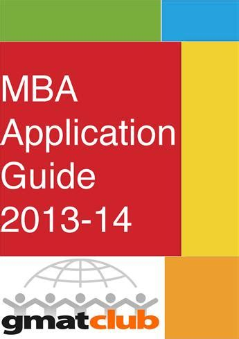 Mba Application Guide Pdf by Gmat Club Mba Application Guide 2013 2014 Authorstream