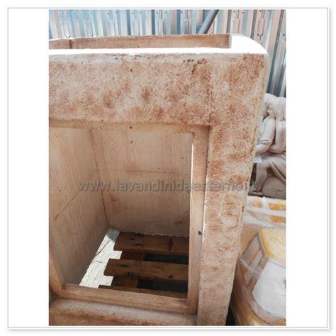 mobili da giardino outlet lavabo da esterno outlet mobiletto pietra 83395