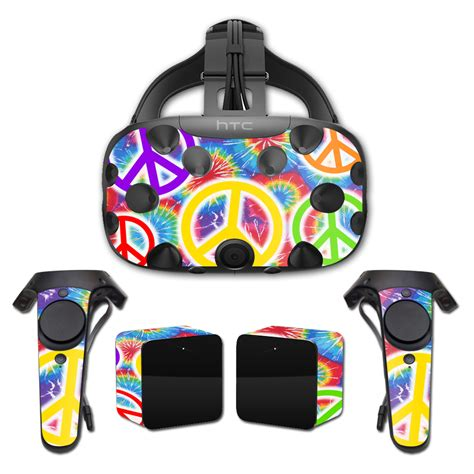Htc Vive Brand New Out Box skin decal wrap for htc vive cover sticker skins peaceful
