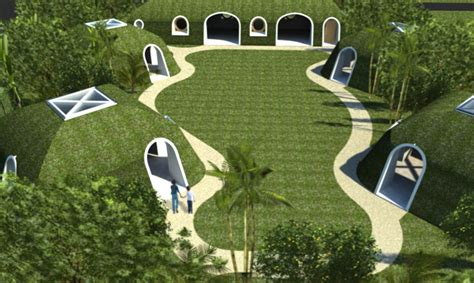 build a green home a green roofed hobbit home anyone can build in just 3 days