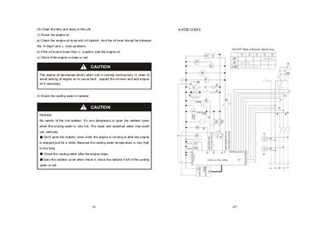 kipor generator wiring diagram wiring diagram