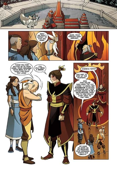 avatar the last airbender and south library edition where is zuko s we may finally get an answer