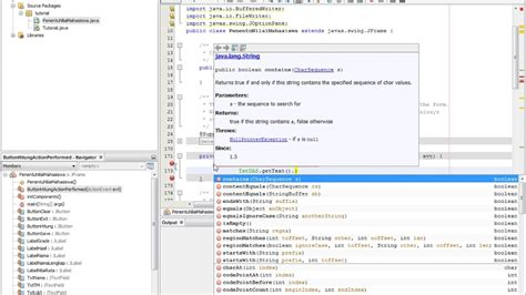 tutorial membuat web sederhana dengan xp tutorial membuat website dengan java netbeans tutorial