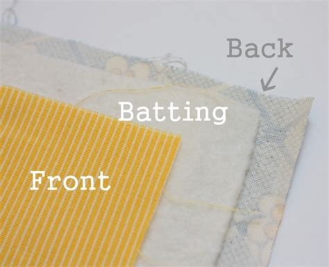 How To Put A Back On A Quilt by Batting And Backing 101 Diary Of A Quilter A Quilt