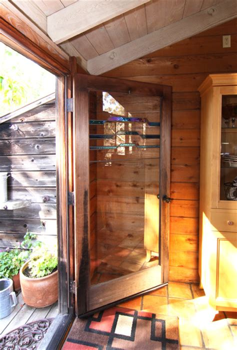 Glass Front Door Rustic Entry Orange County By Front Doors Orange County