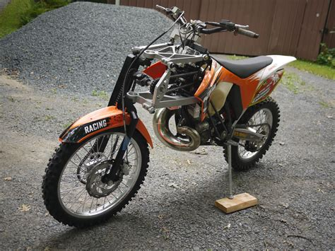 Ktm 300 Exc Supermoto Conversion Ktm 300 Exc Custom Motorcycles Classic Motorcycles