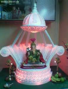 Decoration Themes For Ganesh Festival At Home Home Decor Ideas For Ganesh Chaturthi2 Interior Solutions