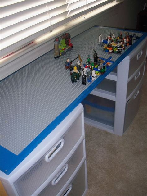 Lego Building Table With Storage by 1000 Ideas About Lego Table On Diy Lego Table