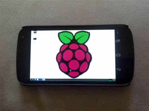 android for raspberry pi vnc setup on raspberry pi from android mitchtech mitchtech