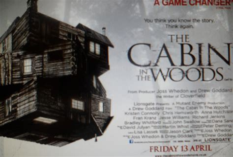 The Cabin In The Woods Review by Cabin In The Woods Review Hanksmedia