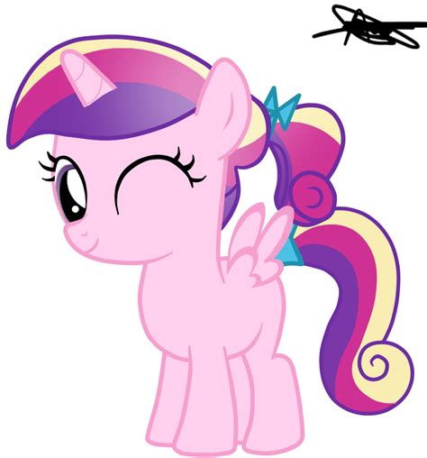 mlp princess cadence princess cadence filly version 2 by andreamelody on