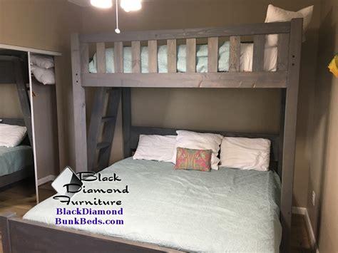 promontory custom bunk bed