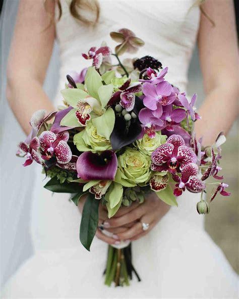 Wedding Bouquet Orchids by 16 Impressive Orchid Wedding Bouquets Martha Stewart