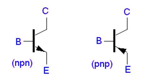 simbol transistor bipolar npn diodes and transistors northwestern mechatronics wiki