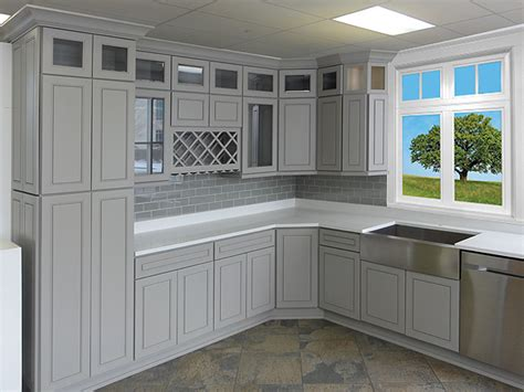 shaker style kitchen cabinets manufacturers shaker gray kitchen cream city cabinets