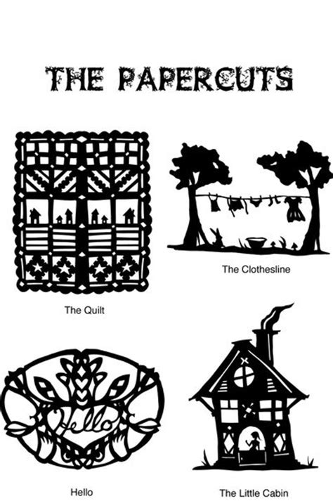 printable paper cutting templates paper cut patterns free images