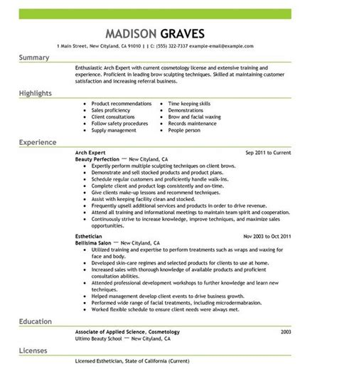resume with salary history and requirements exle free