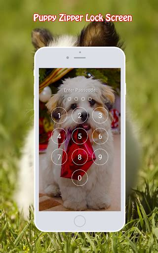 puppy zipper puppy zipper lock screen play softwares abxhheadroed mobile9