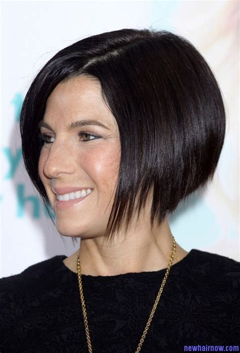 latest brunette hairstyles for fine hair jessica seinfeld new hairstyle new hair now