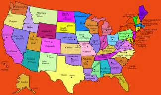 united state map of states and capitals united states map with state names capitals pictures to