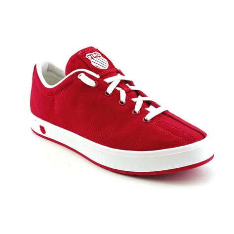 k swiss dress shoes k swiss s clean classic t basic textile casual shoes 14474700 overstock shopping