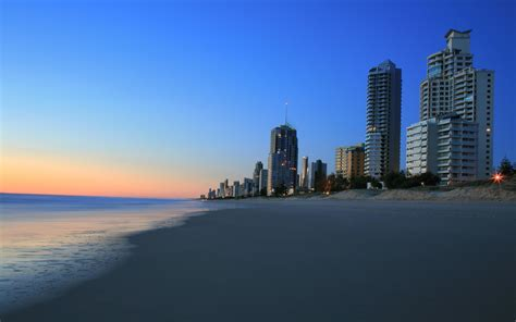 wallpaper on gold coast the gold coast queensland is a popular tourist destination