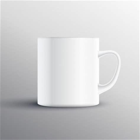 vector coffee mug design cup mockup vector free download