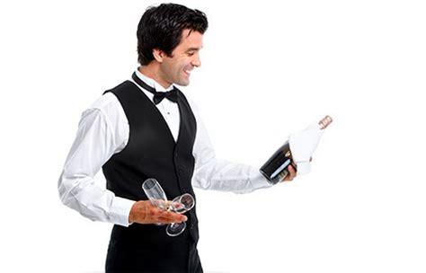 mansioni cameriere progetto lavoro cameriere serale per ristorante con