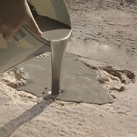 flowpatch watco self levelling concrete patch repair