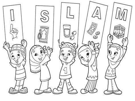 Buku Mewarnai Buku Kreatifitas Anak 4 In One gambar mewarnai untuk anak anak gambar aneh unik lucu