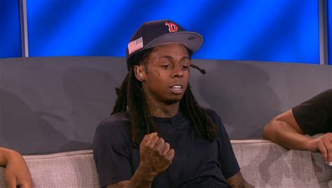 jemele hill tattoo lil wayne appears on numbers never lie talks miami heat